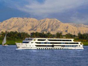 Cruises Nijl