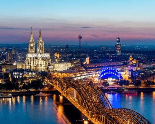 Dagtrips naar Duitsland