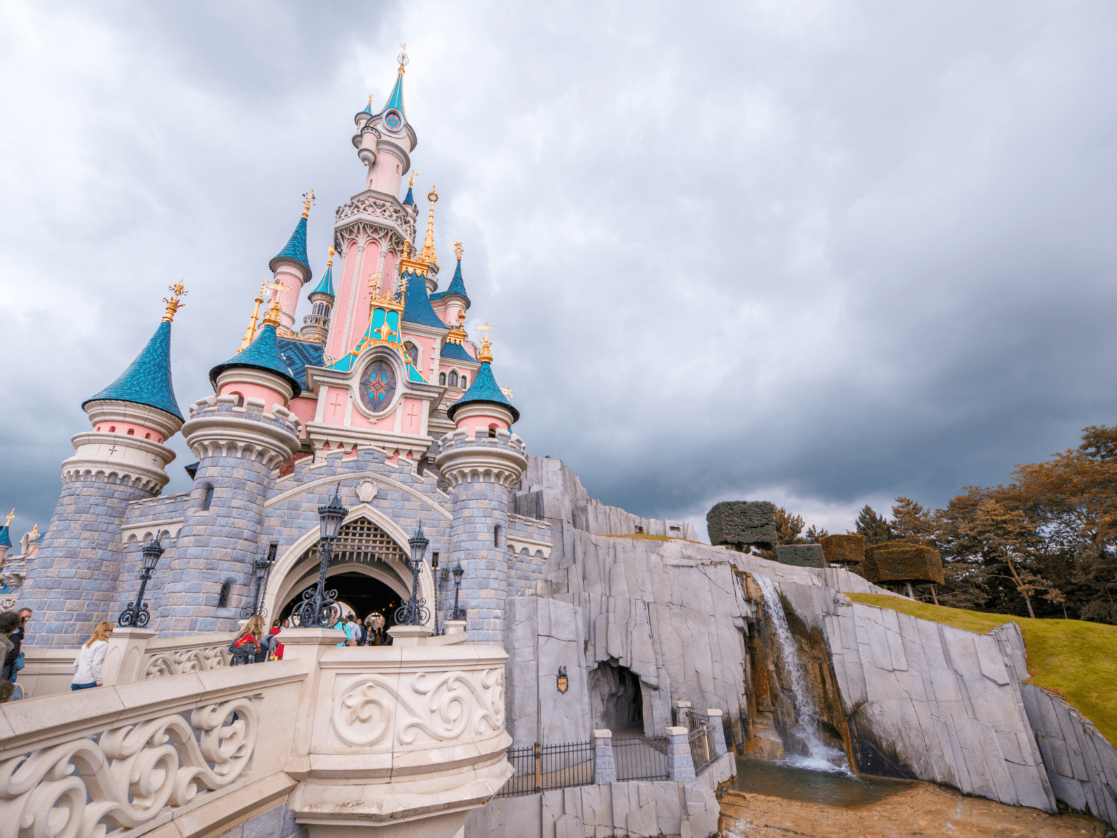 dagtrip naar Disneyland Parijs