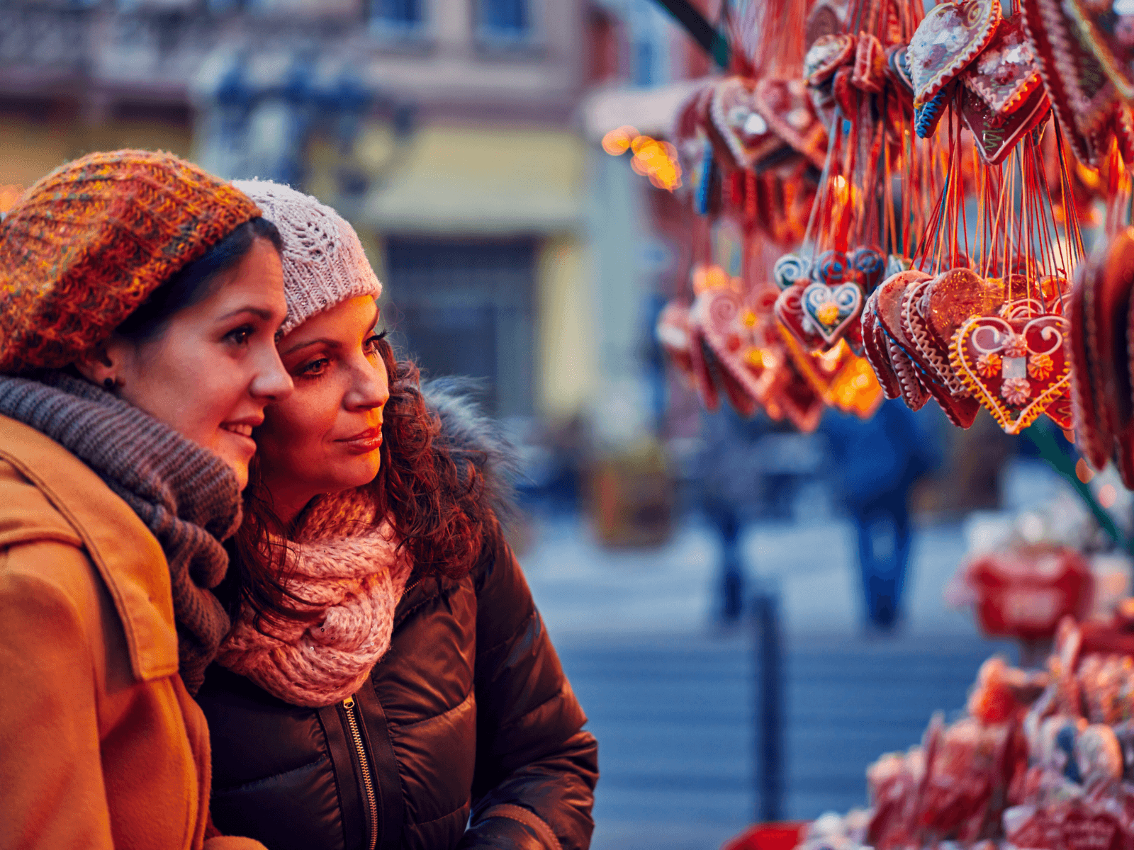Kerstmarkten van Keulen en Parijs