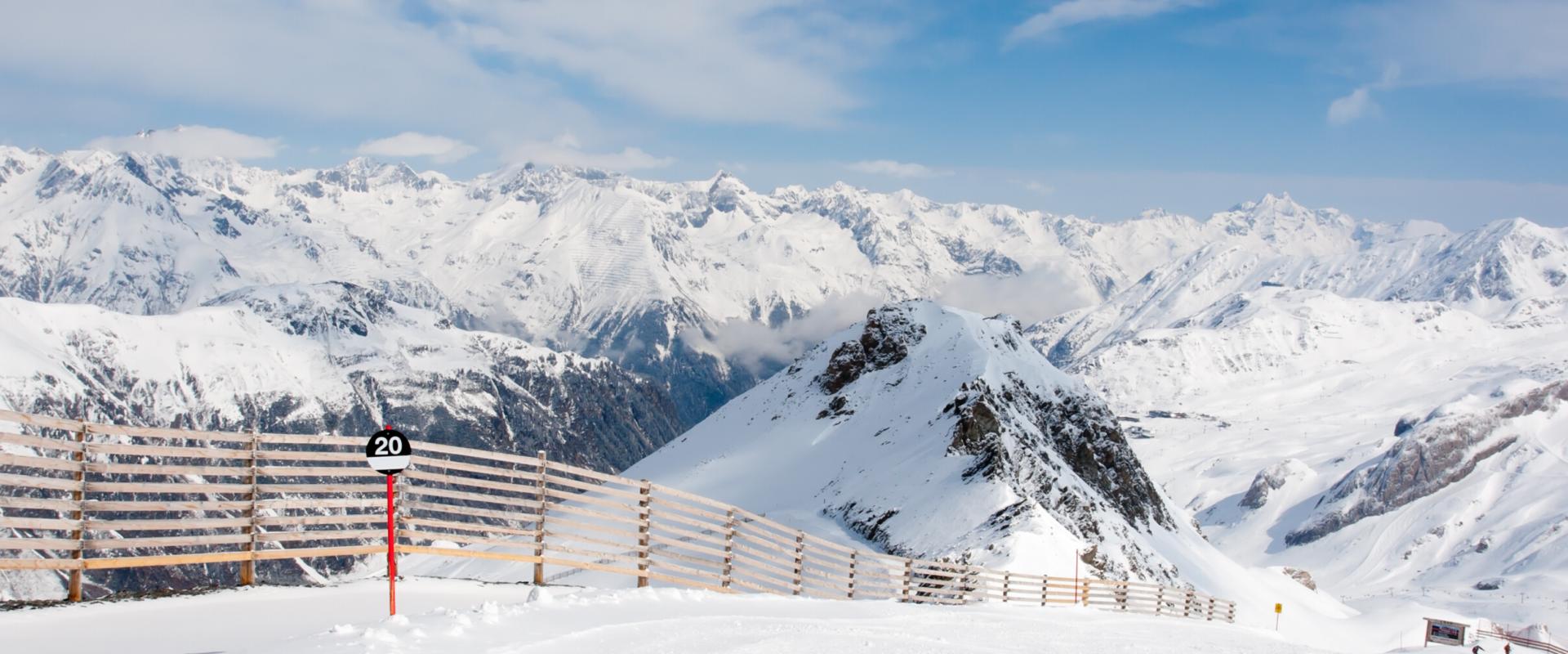 Skireizen en shortski in Oostenrijk en Duitsland