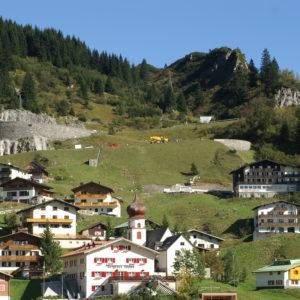 Zomerreis Stuben am Arlberg